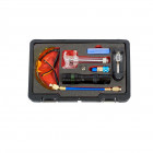 Teste Luz UV detetor fugas ar condicionado