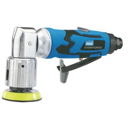 Mini lixadora roto orbital 50mm Draper tools 65059