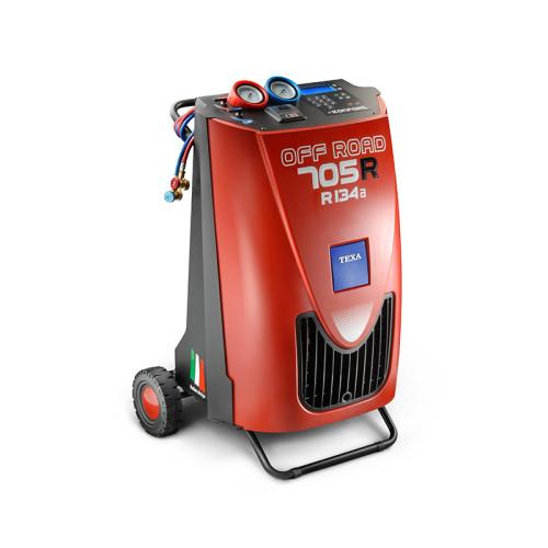 Máquina de ar-condicionado TEXA 705R OFF ROAD R134a