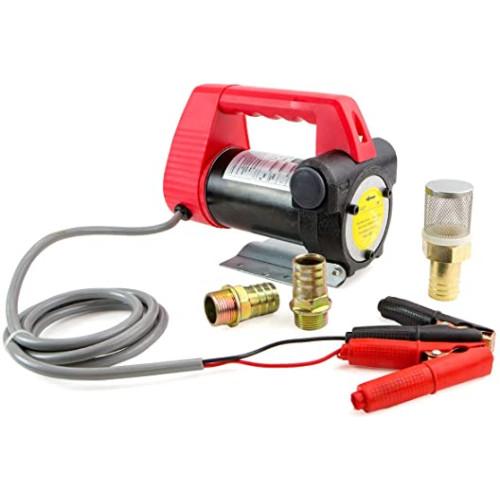 Bomba trasfega 12 V para gasóleo / óleo expert