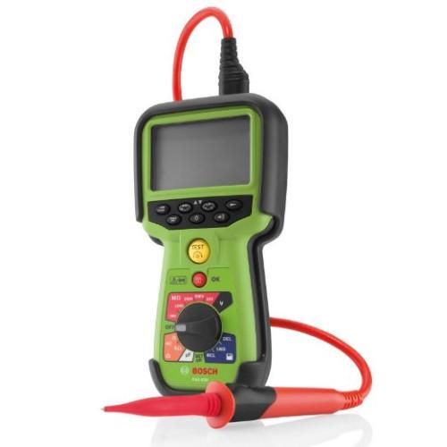 Módulo de medição portátil para a verificação de veículos elétricos e híbridos BOSCH FSA 050