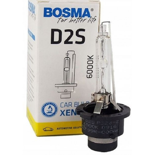 Lâmpada Auto BOSMA D2S HID Xenon bulb 6000K