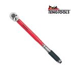 """Chave Dinamométrica 1/2""""  40- 210 Nm Teng Tools em tabuleiro"""