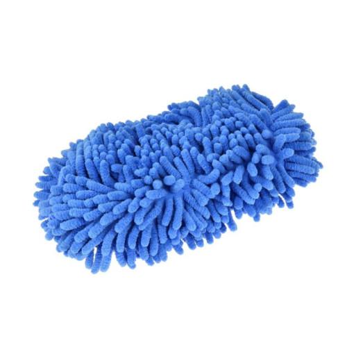 Esponja de lavagem manual microfibras