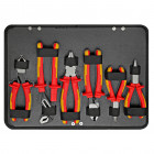 Kit ferramentas isoladas especial veículos híbridos e elétricos