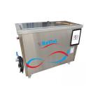 Máquina Ultra Sons para Limpeza de peças e Filtros de partículas 900 Watts - 30 Litros RAVIOL