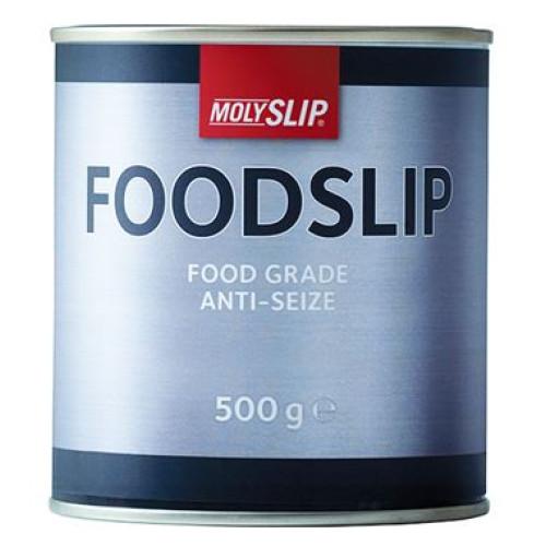 Massa anti-gripante industria alimentar Molislip foodslip 500gr