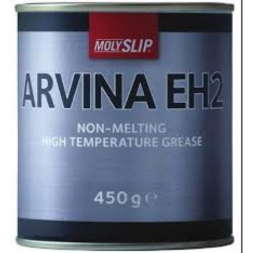 Massa lubrificante de alta temperatura para rolamentos Molyslip 450g