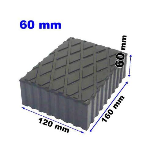 Bloco para Elevador tesoura 120x160x60mm