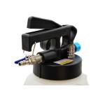 Bomba pneumática para encher óleo em transmissões + adaptadores