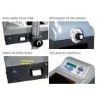 Regloscópio eletrónico com camara e impressora Tecnolux Lyra 12505