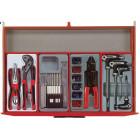 Carro ferramentas 7 gavetas 491 peças Teng Tools