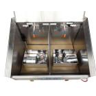 Máquina de Lavar Pistolas de Pintura Solvente / Aquosa