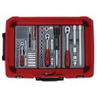 Trolley  ferramenta  113 Pcs Teng Tools Pro